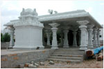 Ramalayam Temple, KPHB Colony, Kukatpally, click here to see large picture.